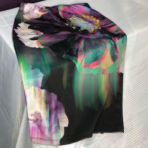 Apt 9 Floral Skirt